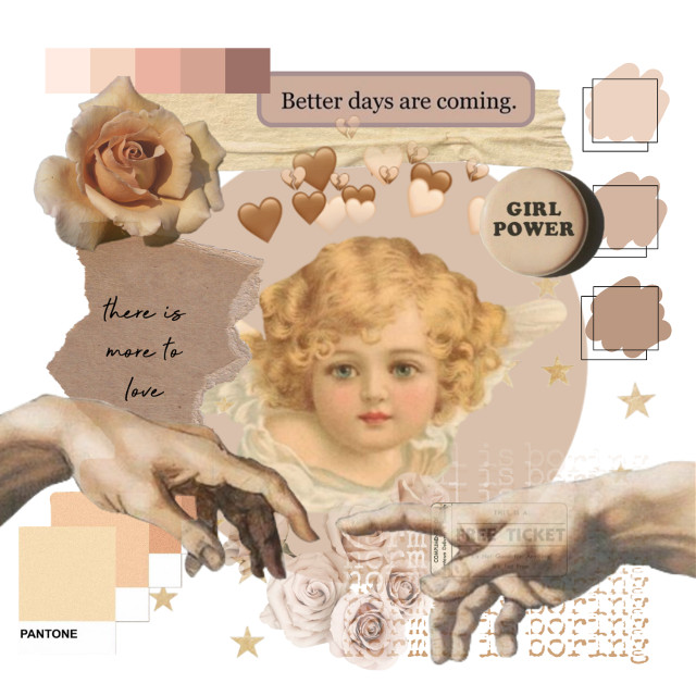#freetoedit #interesting #collage #beige #beigeaesthetic #art #romance