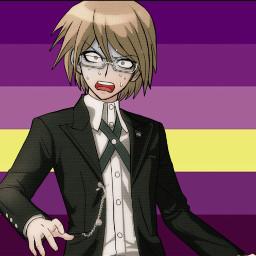 pride prideflags byakuya togami byakuyatogami freetoedit