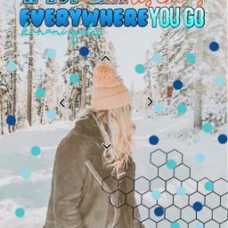 winterwonderland blue snow christmas fcholidaymood holidaymood