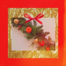 freetoedit christmas ribbon bows