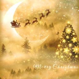 freetoedit merrychristmas christmas christmaslights