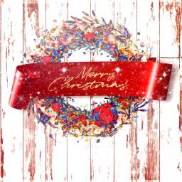 freetoedit christmas christmas2019 wreath christmaswreath