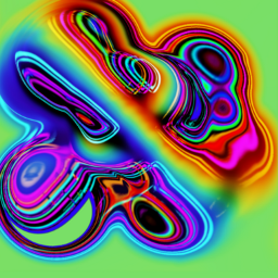 freetoedit background kpop psychedelic colorful