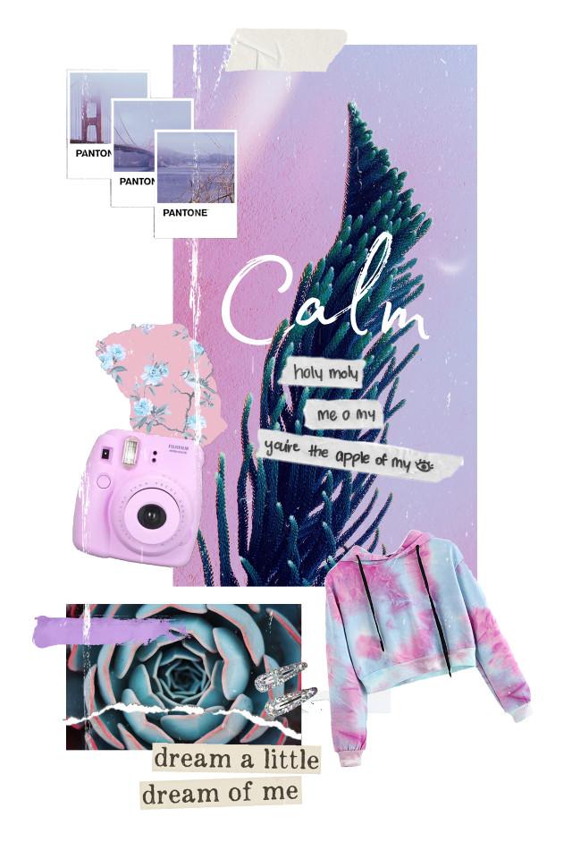 #moodboard #girl #collage #inspiration #pantone #pink #purple #goals #2020moodboards  #sketcheffect #papertorn #plants #motivationalquotes