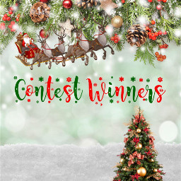 contest contestwinners freetoedit winners