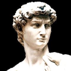 freetoedit renaissance aesthetic tumblr statue