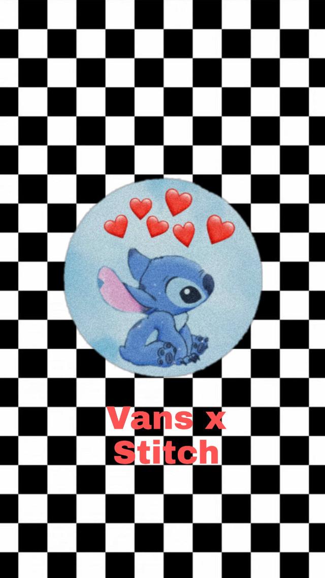 #vans #blackandwhite #stitch #collab #create #fyp #disney ❤️ mon tiktok : @mae_lldu26 ❤️