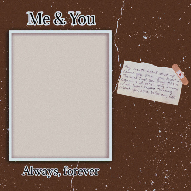 #freetoedit Another frame template to use 💕 #aesthetic #aesthetics #you #and #me #youandme #you&me #lovely #love #couple #friendship #relationship #frame #frames #square #retro #vintage