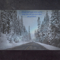 freetoedit quotes winter winterforest motivationalquotes