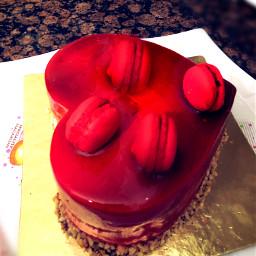 tbt birthday birthdaycake cake macaron freetoedit