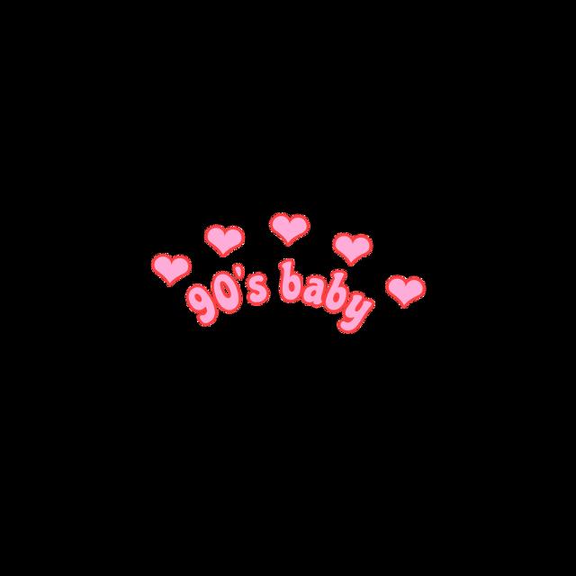 #90s #90saesthetic #90sbaby #heartcrown #pink #pinkaesthetic #freetoedit