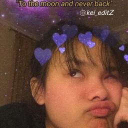 galaxy heartcrown firstpic selfie freetoedit
