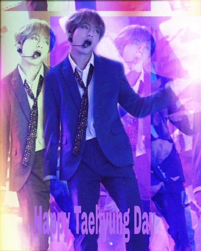 #freetoedit #btsv #v #kimtaehyung #taehyung #taehyungbts #happytaehyungday #happybirthday #kpop #kpopedit #kpopper