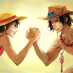 matchingicons matching icons onepiece aslbrothers freetoedit