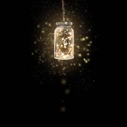freetoedit background black jar lights