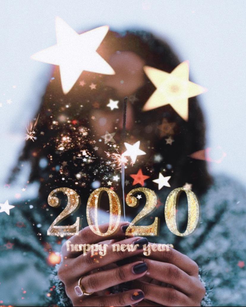 #freetoedit #newyear #nye #2020 #newyearcelebrations #newyearseve #sparkles #stars