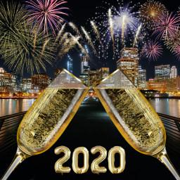 freetoedit newyear happynewyear newyear2020 fireworks srcnewyear2020