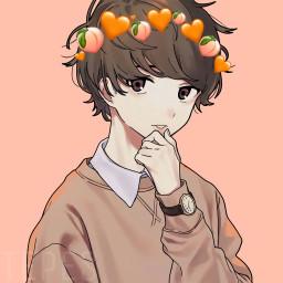 freetoedit anime manga animeboy cuteanimeboy