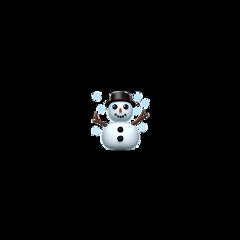 snowman wintermoodboard winterparks iphoneemoji freetoedit