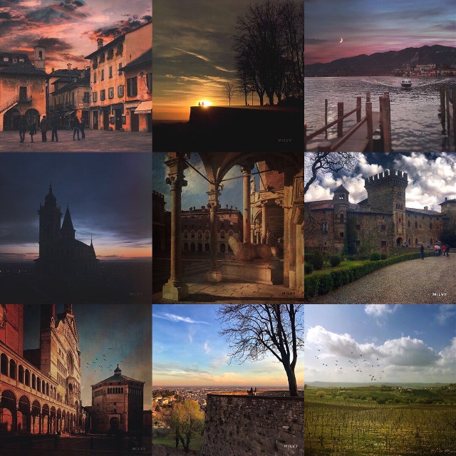 My Best Nine of 2019😊Thank you for your likes! Felice Anno Nuovo a tutti!💖Happy New Year everyone!🌟 #2019bestnine #myphotos  #myedits @milvy