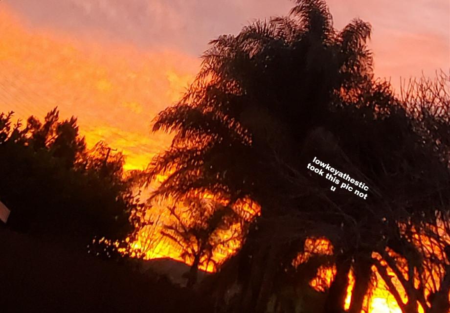 😍 #madebylowkeyathestic #sunset #sunsetphoto #sunsetphotography #pretty #prettysunset #sunsetperfection #ilovesunsets #sunsetcolors #aethetics #prettyphoto #colors #colorfull