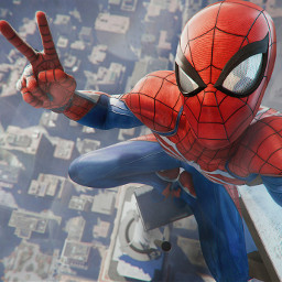 freetoedit spiderman spider ps4 playstation