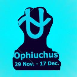 freetoedit zodiacseries wemissophiuchus