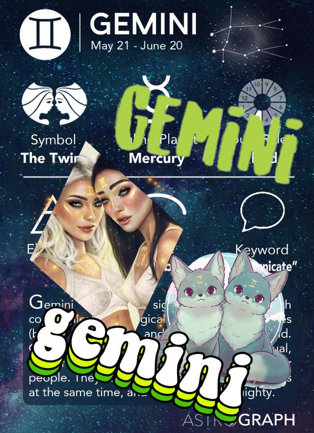 #freetoedit #gemini #geminitwins #zodiac #zodiacsign #zodiacsign #zodiacsigns #zodiacsignstickers