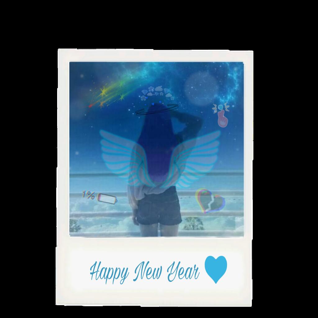 #happy New Year 💙