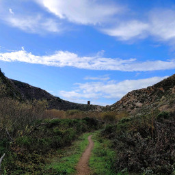 hike landscape nature photography freetoedit