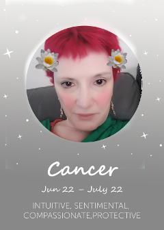 freetoedit sophie zodiac cancer eczodiac