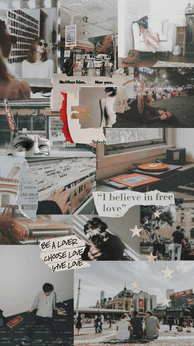 🌟Aesthetic collage🌟  #freetoedit #aesthetic #collage #background #aestheticedit #vintage #wallpaper #lockscreen