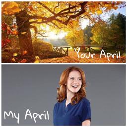 aprilcalendar april kepner aprilkepner greys