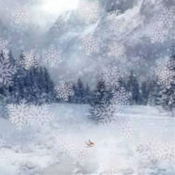 winterforest @ freetoedit