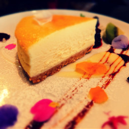 sweets cake cafe flowers cheesecake