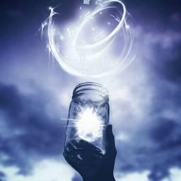 freetoedit jar glare glow light
