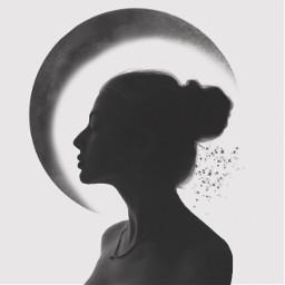 freetoedit edit remix ircelegantsilhouette elegantsilhouette