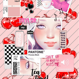 freetoedit aesthetic pink background fhs