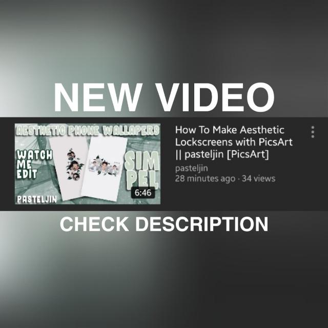 HERE'S THE LINK! https://youtu.be/xdIzlvBmGC0