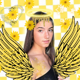 freetoedit charile yellowflowers