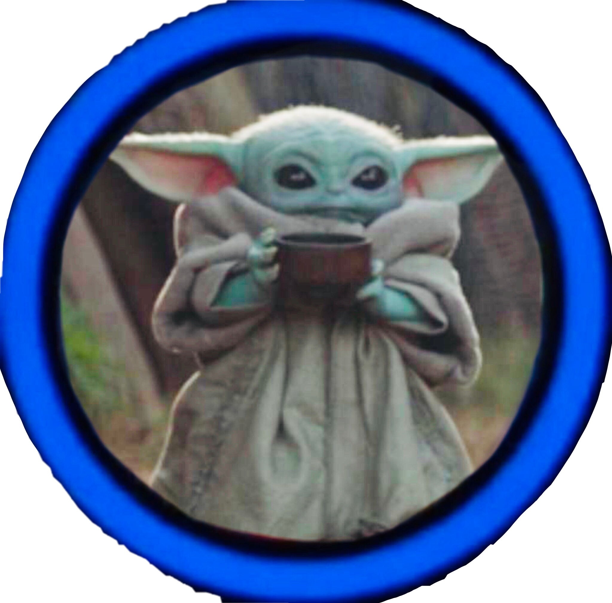 Babyyoda Pfp Babyyodapfp Sticker By Just A Person