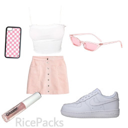 outfit outfits brandy starterpacks pink freetoedit