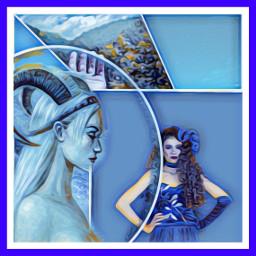 freetoedit ccblueaesthetic blueaesthetic