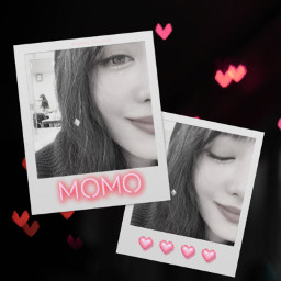 freetoedit twice dahyun jihyo momo