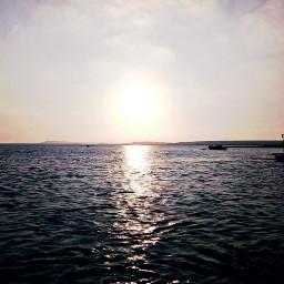 freetoedit nature sun sea boat