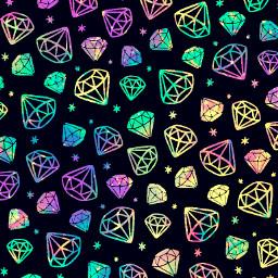 freetoedit glitter sparkle galaxy diamonds
