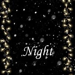 night starrysky
