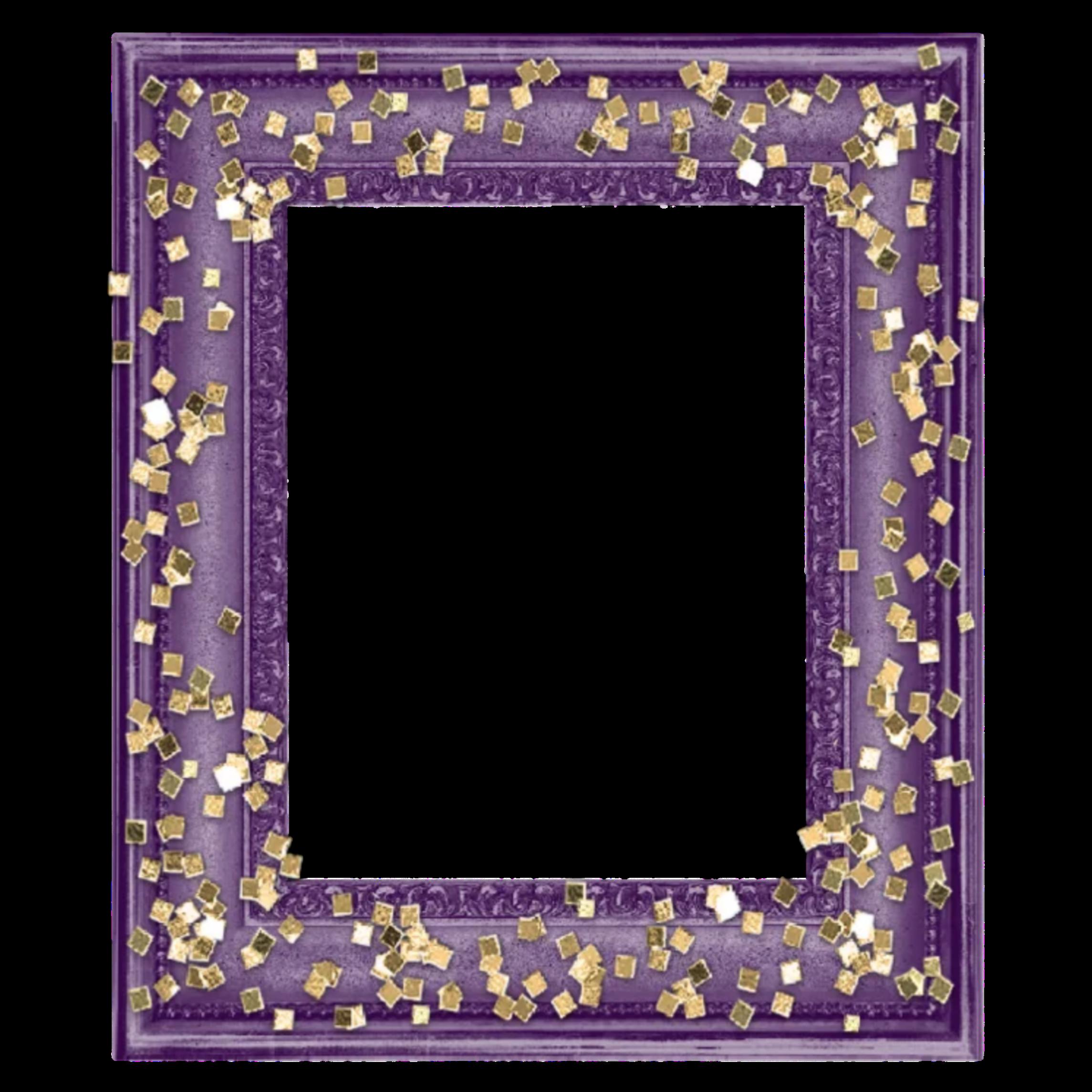 Фиолетовая рамка картинка