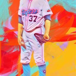 baseball edit sport sportsedits sporty freetoedit