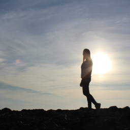 california lagunabeach silhouette traveling sunsetsilhouette freetoedit pctravel travel trip vacation